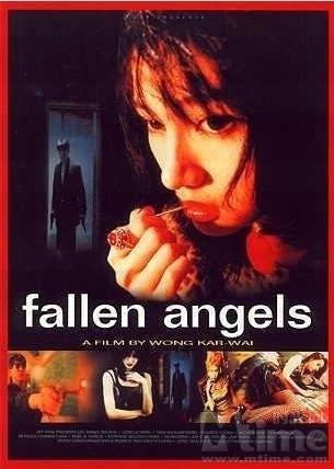 堕落天使 中杀手黎明留给李嘉欣的点唱机