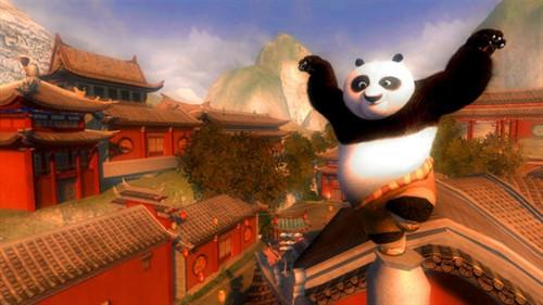 《功夫熊猫》2