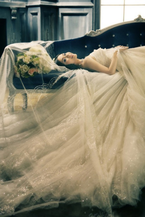 wedding dress婚纱 清新温暖的小事 电影