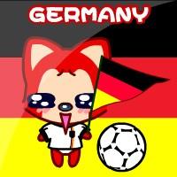 德国队小狐狸