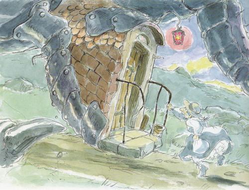 哈尔的移动城堡[41]