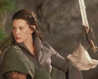 莉芙泰勒(《魔戒》精灵亚玟公主)