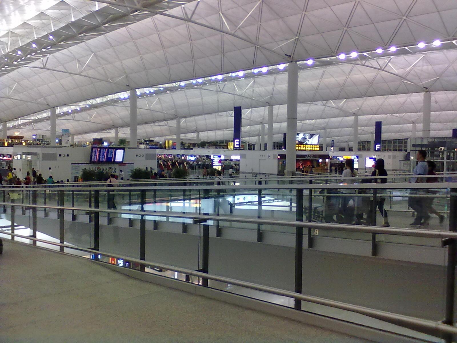 香港国际机场4