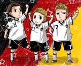 德国队 萌版2