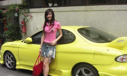 女朋友生活照2010-07-19