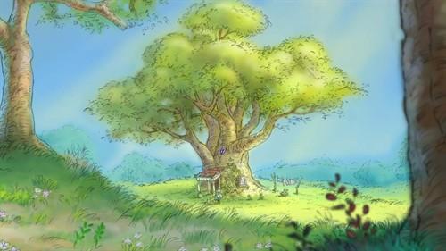 小熊维尼动画片图片