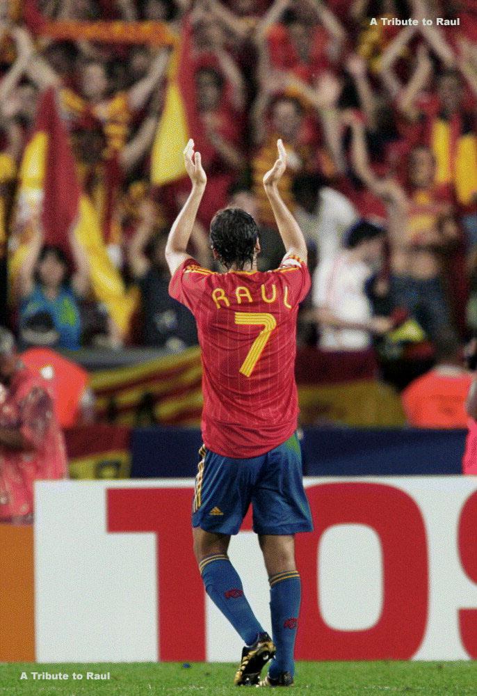 西班牙永远的7号
