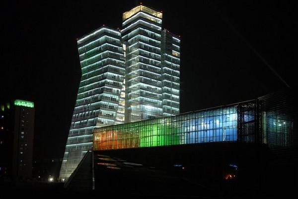 深圳电视塔图片
