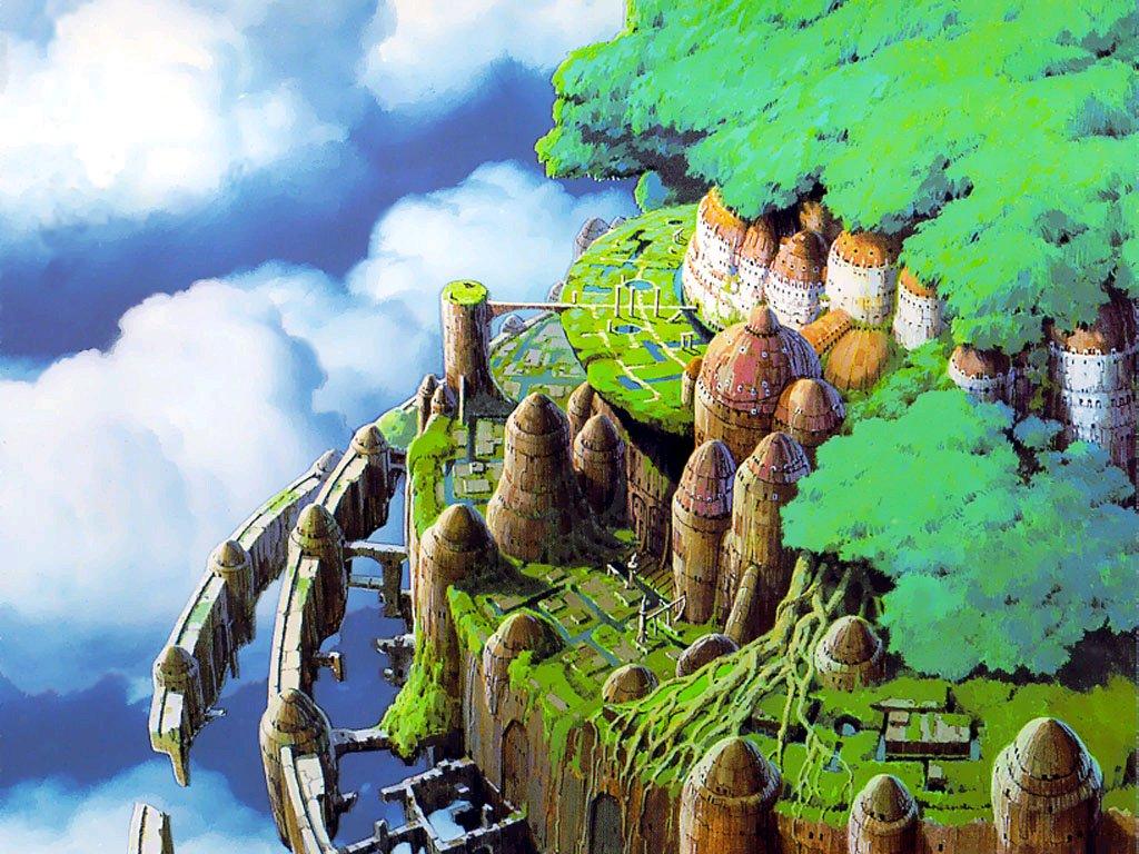 天空之城–