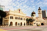 吉隆坡独立广场