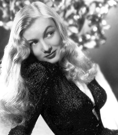 中登破产_维洛妮卡·莱可 唯一一位靠发型成名的女星 掀开右脸浏海星光 ...