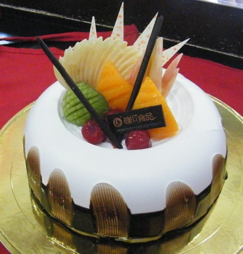 简单可爱蛋糕图片