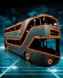 《创:战纪》风格伦敦双层巴士