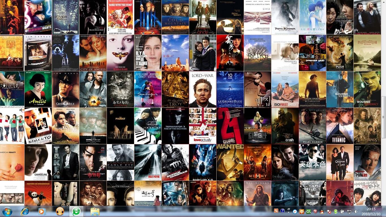 我的电影墙