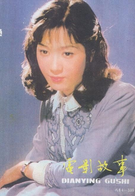 龚雪 八十年代中国影坛第一美女
