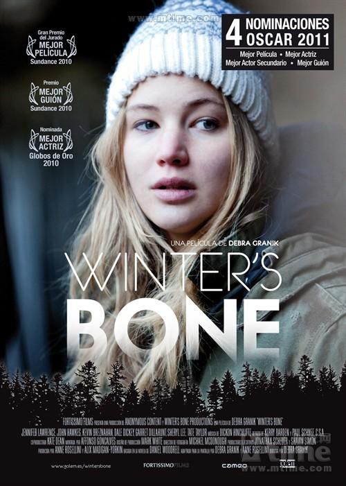 0冬天的骨头