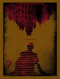 《七宗罪》极简海报