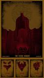 《黑暗骑士》极简海报