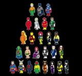 A-Z Superheroes