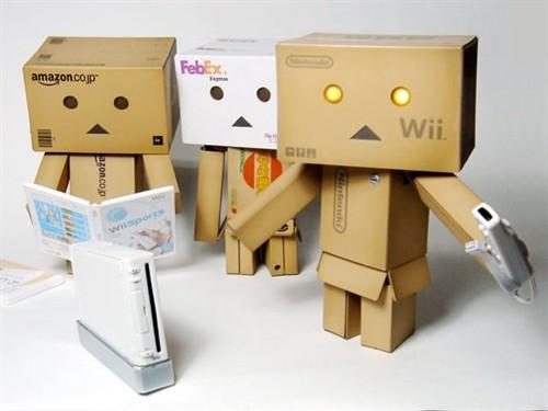 纸盒机器人 (50)