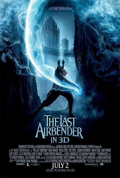 30幅2010年最具有创意的电影海报