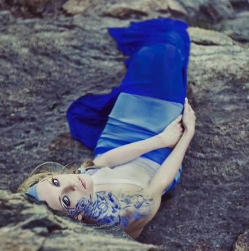乌克兰美女摄影师Aleksandra Kinskaj唯美艺术时尚人像摄影 - 冬日暖陽 - 缘来如此心动