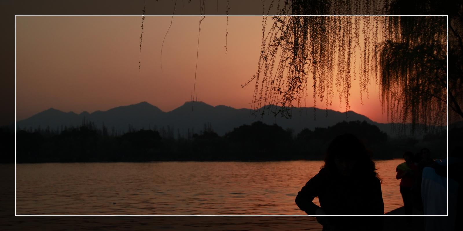 西湖美景三月天 4图片