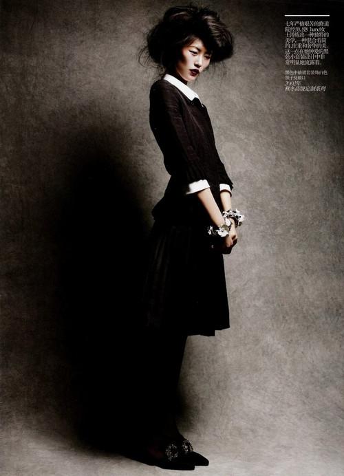 全球十大最炙手可热的女模 TOP10 - yuruan - 黎黎影视明星博客