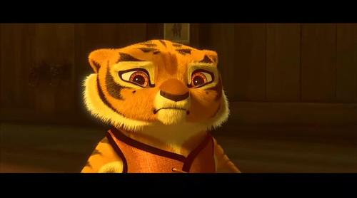 功夫熊猫,虎