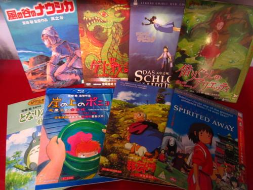 我所喜欢的宫崎骏动画