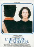 《阿黛尔·雨果的故事》法国海报