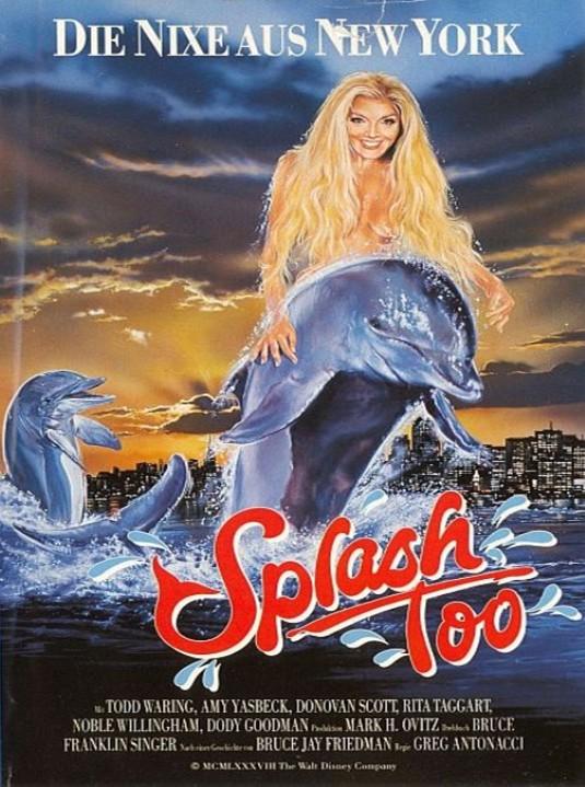 现代美人鱼2 splash too –高清图片