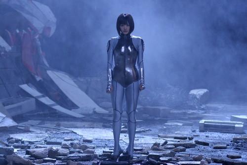 我的机器人女友 我心中的女神