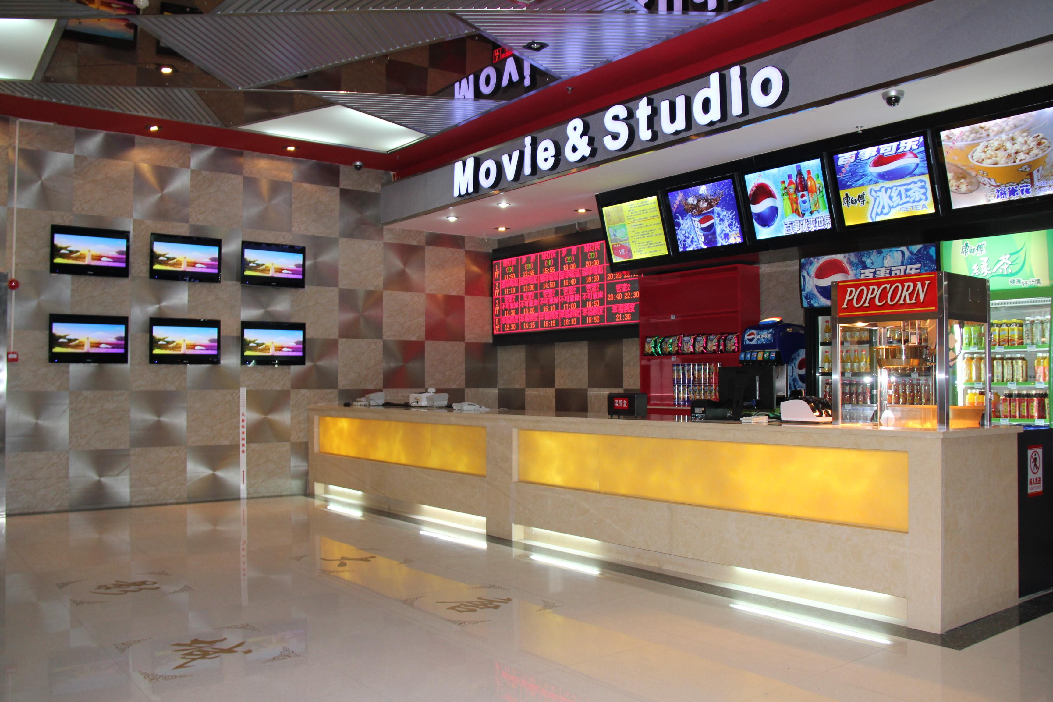 电影院大厅设计图