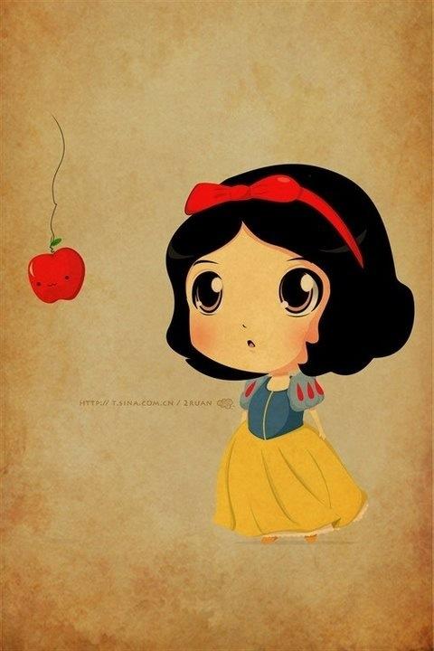 q版白雪公主