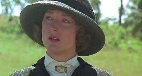 这悲伤的泪啊,你是真的爱上了那个男子.-走出非洲 之时,定格梅姨