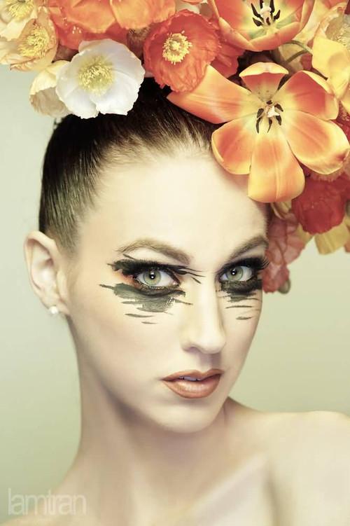 Lam Tran 时尚妆容摄影 - 漂漂 - 漂漂的博客