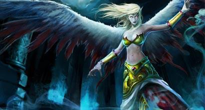 杀戮天使游戏攻略