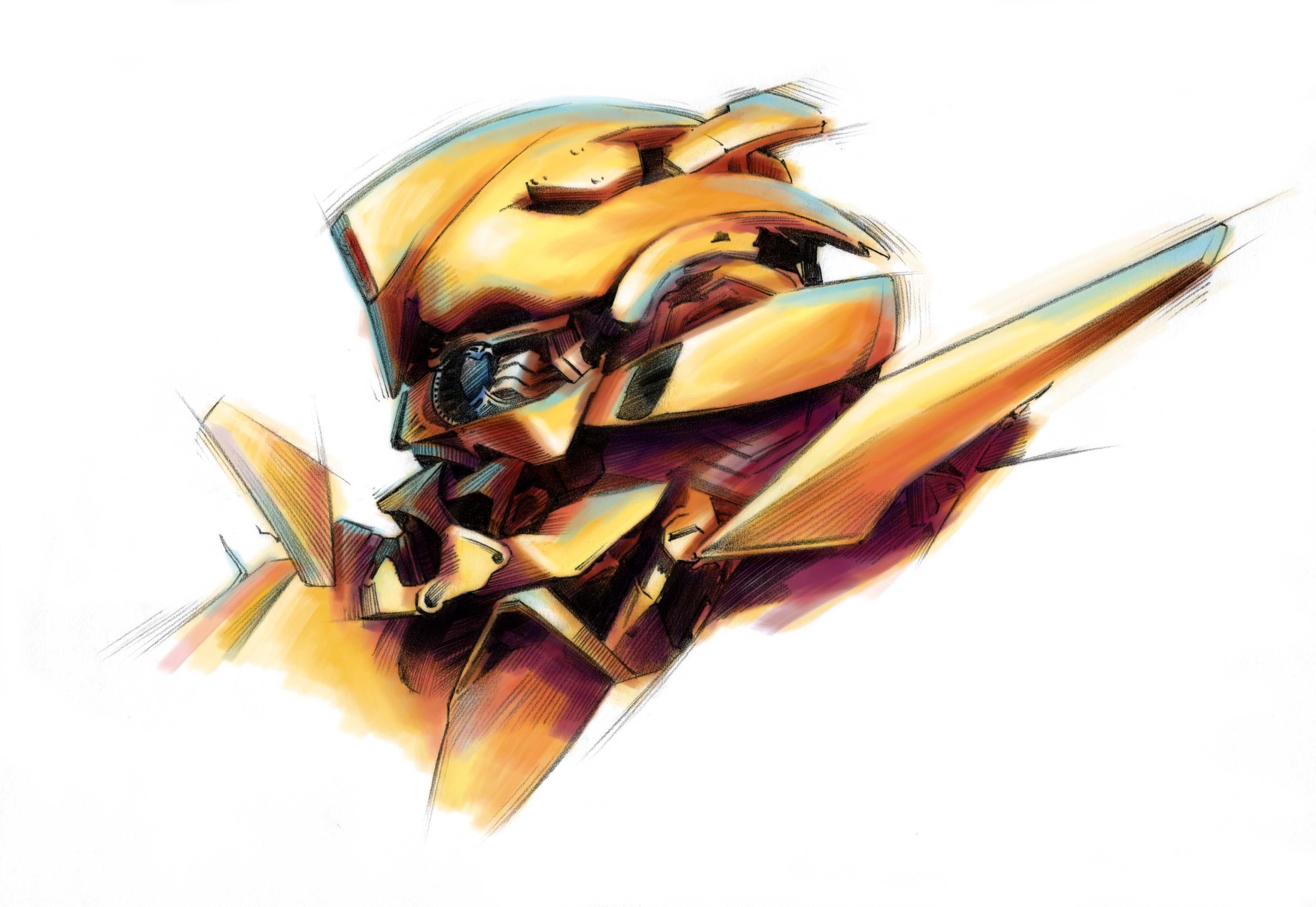 变形金刚3 大黄蜂 5幅 高清图片