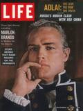 Marlon Brando,《生活》1962年12月号